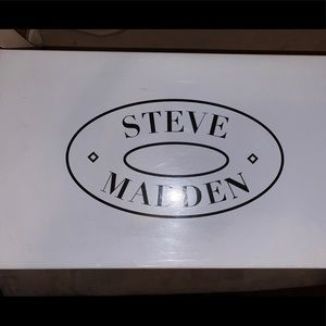 """Steve Madden """"Marli"""" Nude Strappies"""
